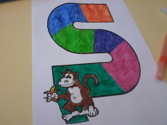 Alphabet S