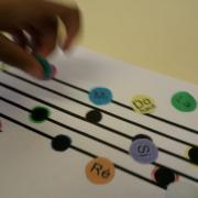 Atelier-contes la ballade des notes de musique