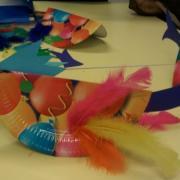 atelier conte Max, l'oiseau aux 4 couleurs