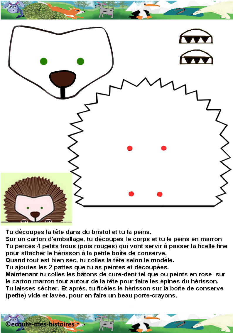 Herisson 3