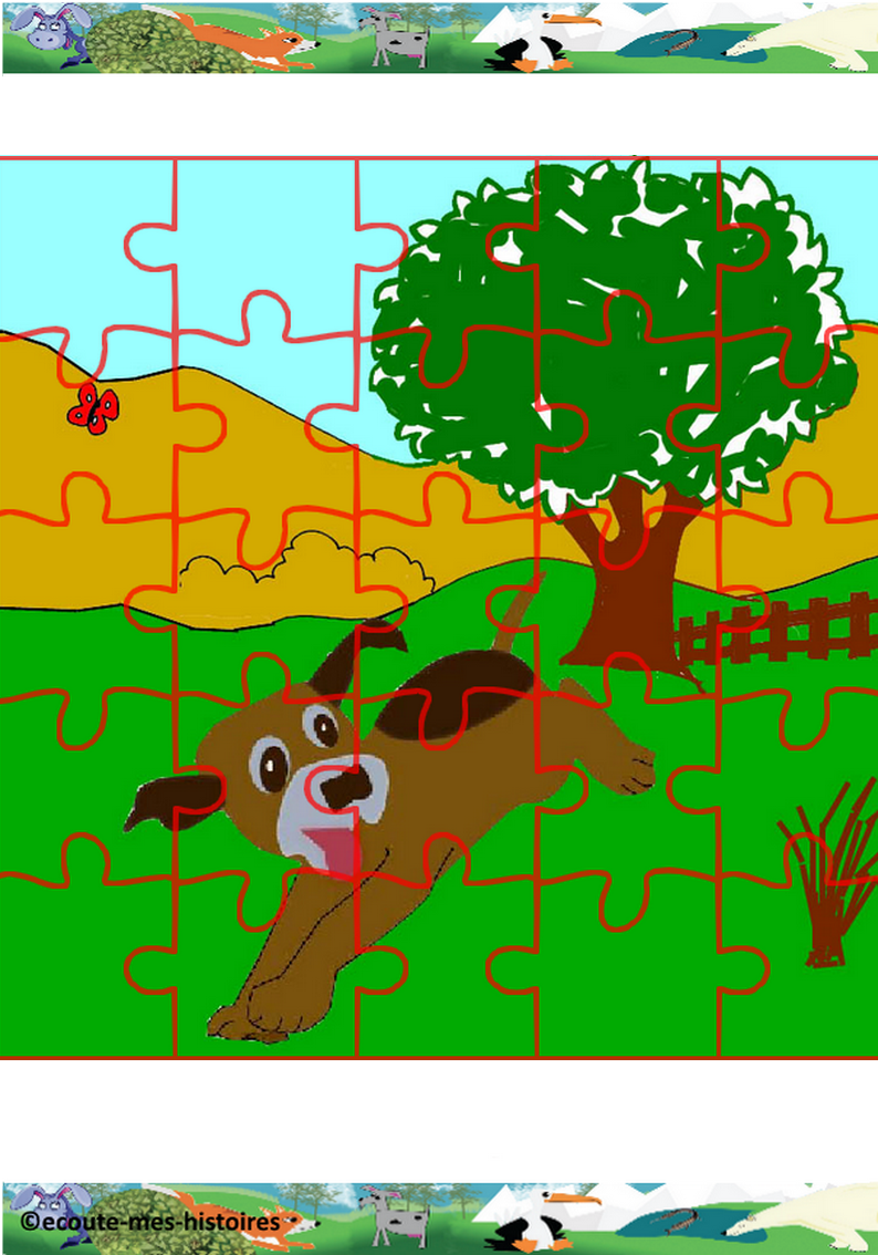 Puzzle orion